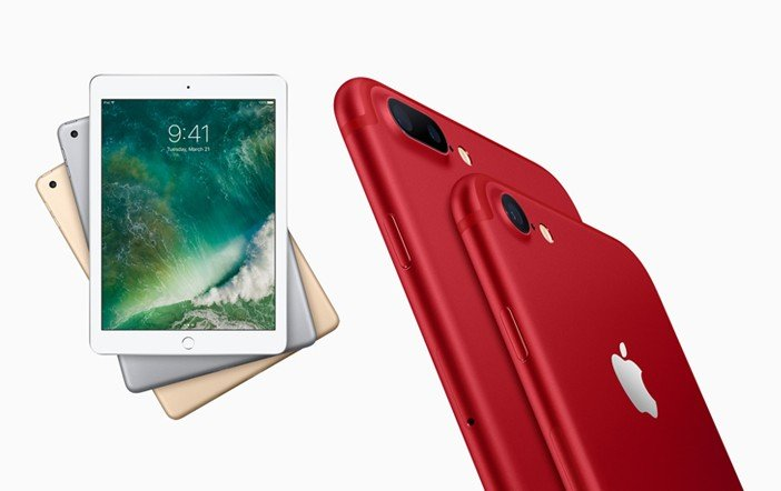 01-Apple-Unveils-9.7-Inch-iPad-Red-Colour-Variants-For-iPhone-7-iPhone-7-Plus-351x221@2x