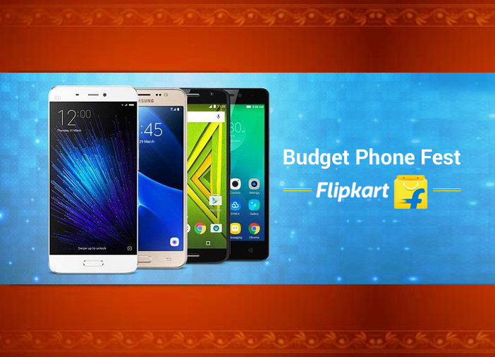 Flipkart Budget Phone Fest: Heavy Discounts on Micromax, HTC, LYF, Gionee, and more