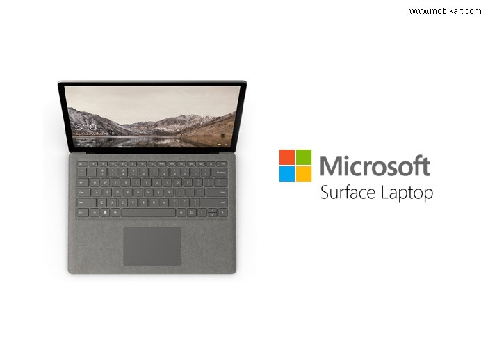 Microsoft Surface Laptop is the new rival to Google Chromebook & Apple MacBook
