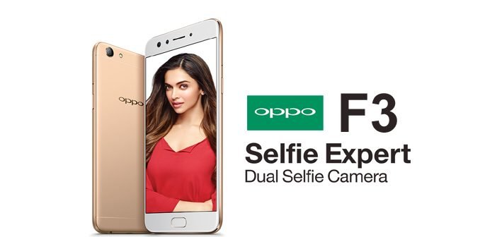 Oppo F3 is The New Selfie Expert in the Town