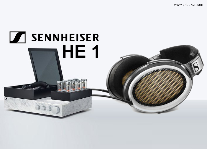 Sennheiser HE 1 Headphones With Tube Amplifier Launched