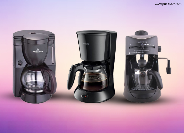 Just A Sip Away: Top 5 Coffee Makers In India