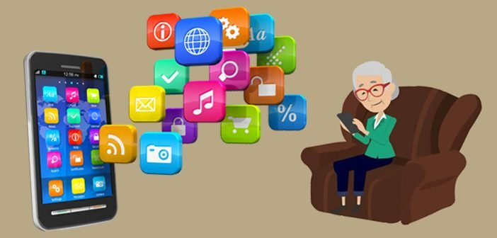 Seniority, Smartness, Self-Help: Smart Apps for Senior Citizens