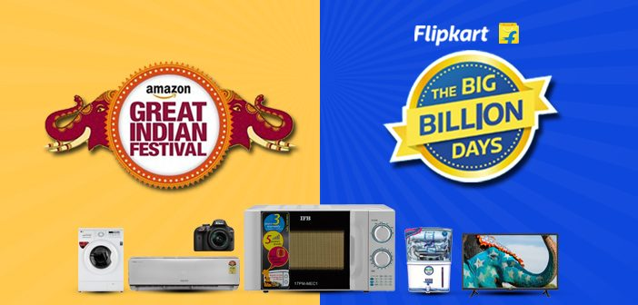 Top 10 deals to grab this Flipkart and Amazon Sale Season