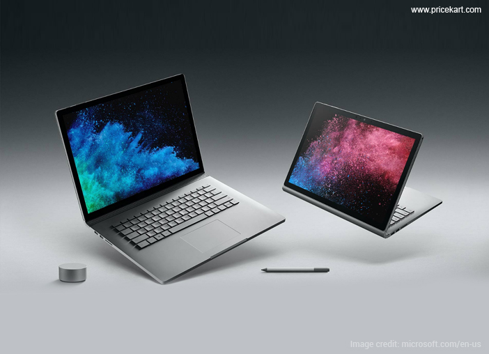 Microsoft Surface Book 2 Launched with 8-Gen Intel Core Processors