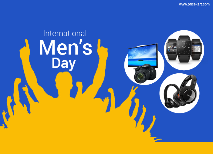 International Men's Day: Cool Tech Gadgets Every Man Should Own