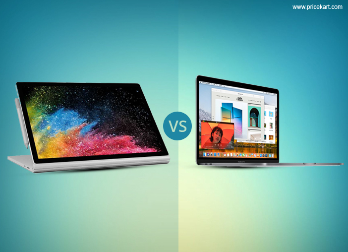 Surface Book 2 Vs MacBook Pro (2017): Who's at Front Foot?