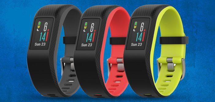 Garmin Unveils Vivosport Smart Activity Tracker in India