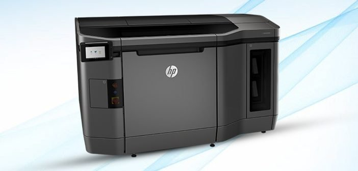 HP 3D Printers Coming to India in Early 2018