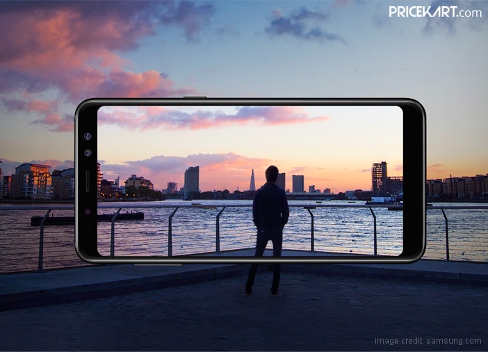 Samsung Galaxy A8 (2018), Galaxy A8+ (2018) Price, Availability Leaked
