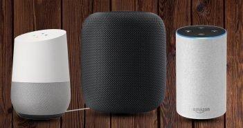 Apple HomePod vs Google Home vs Amazon Echo: Battle of the Smartest