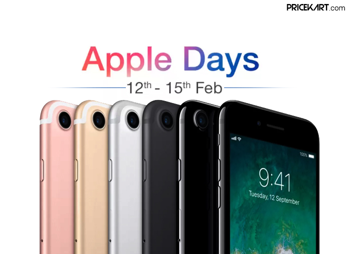 Flipkart Apple Days Sale: Discounts and Offers on iPhones, iPads, Watch