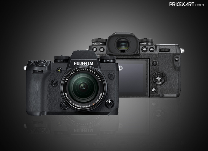 Fujifilm X-H1 Flagship Camera Launched with These Breathtaking features