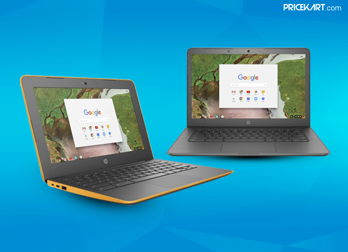 HP Chromebook 11 G6, Chromebook 14 GS Launched