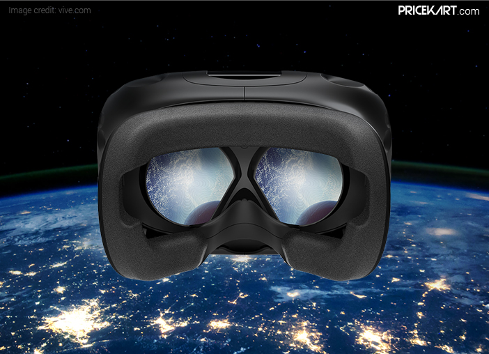 HTC Vive Business Edition VR Headset Now Available in India