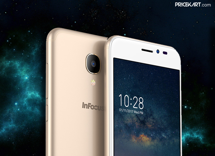 InFocus A2 Released in India with 4G VoLTE Support