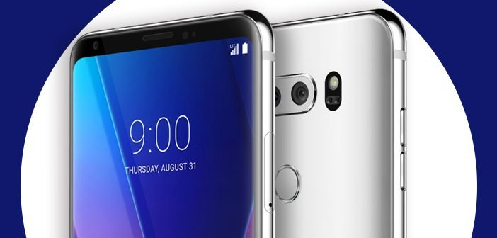Upgraded LG V30 Smartphone to Be Announced At MWC 2018