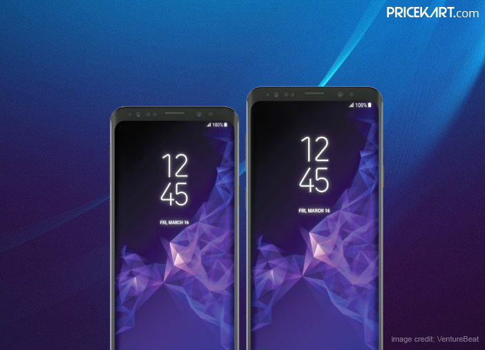 Samsung Galaxy S9, Galaxy S9+ Revealed to Launch in Augmented Reality