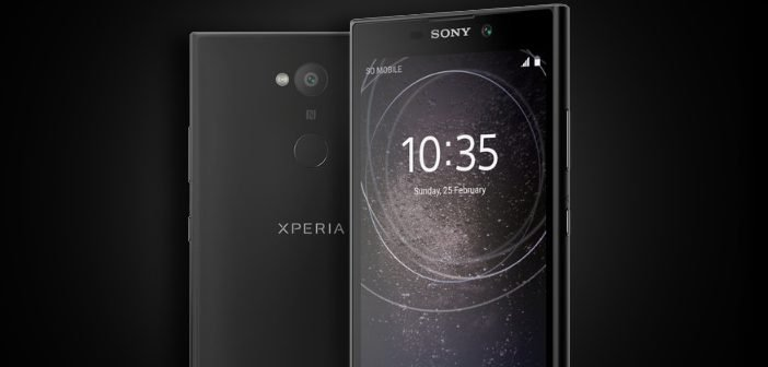 Sony Xperia L2 Launched in India with Super-Wide Angle Selfie Cam