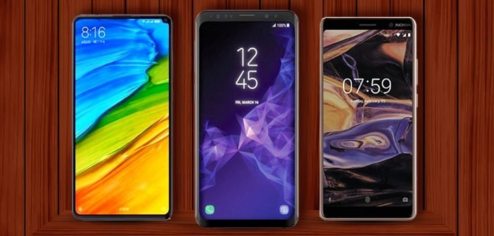 Top Smartphones Expected to Launch at MWC 2018