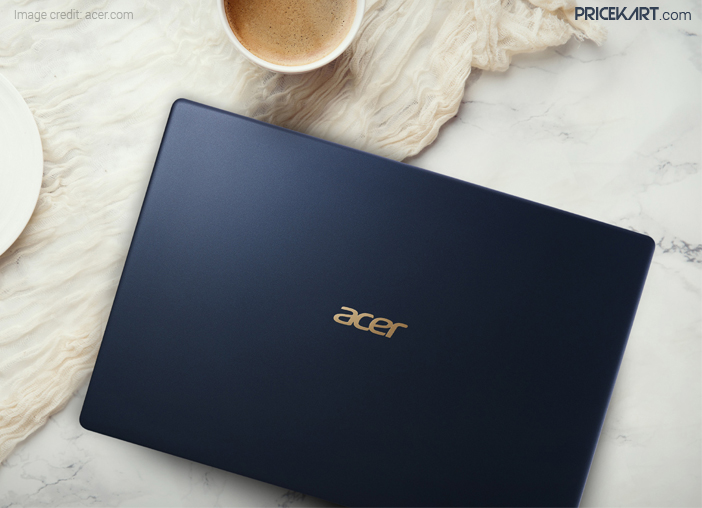 Acer Swift 5, the Lightest Laptop Now Available in India