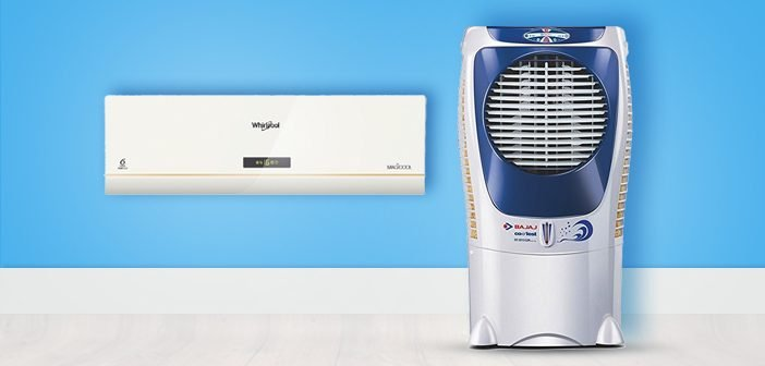 Air Conditioner Vs Air Cooler: Which Will Help You Survive This Summer?
