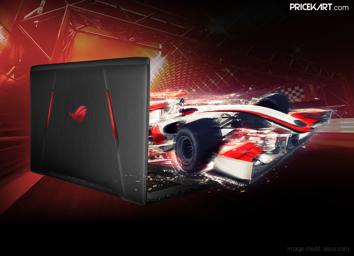 Asus ROG Strix GL702ZC: The Ultimate Gaming Laptop Now Available in India