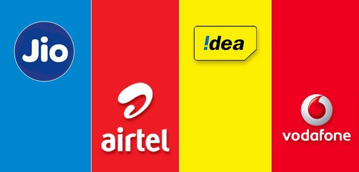 Best VoLTE Service Provider in India: Reliance Jio, Airtel, Vodafone, Idea
