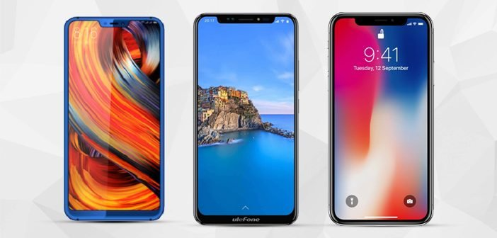 Do you Really Need the iPhone X-like notch on a Smartphone?