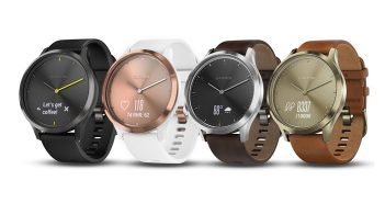 Garmin Vivomove HR Analog Digital Smartwatch Launched in India