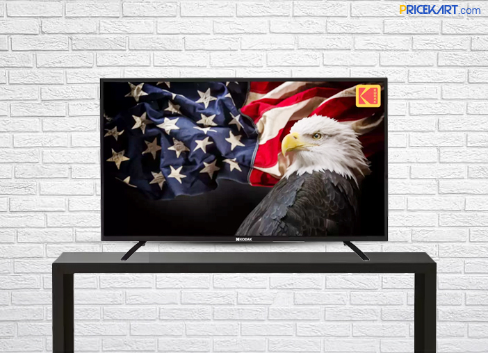 Kodak 50UHDX 4K LED Smart TV Launched in India: Price, Specifications
