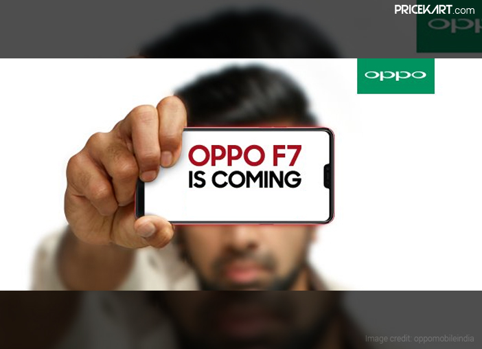 Oppo F7 to Launch in India with iPhone X-like Notch