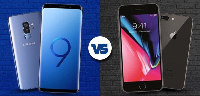 Samsung Galaxy S9+ Vs Apple iPhone 8 Plus: Who's at the front foot?