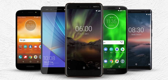 Top 7 Upcoming Smartphones to Launch in April 2018