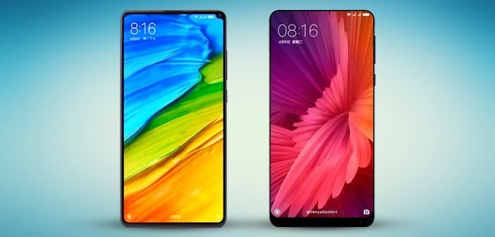 Xiaomi Mi Mix 2S, Mi 7 To Come with Under-Display Fingerprint scanner