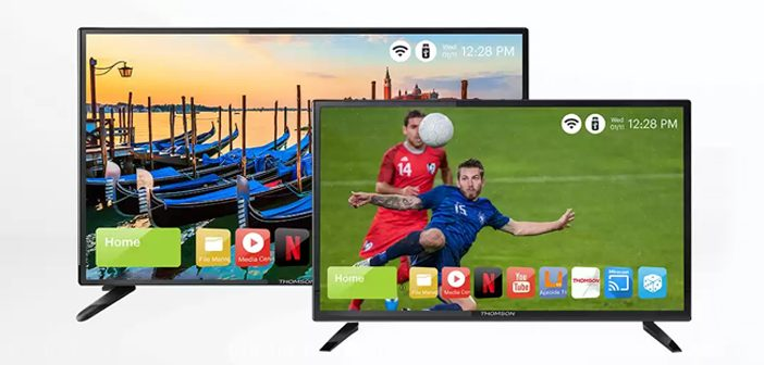 3 New Affordable Thomson Smart LED TVs Launched in India