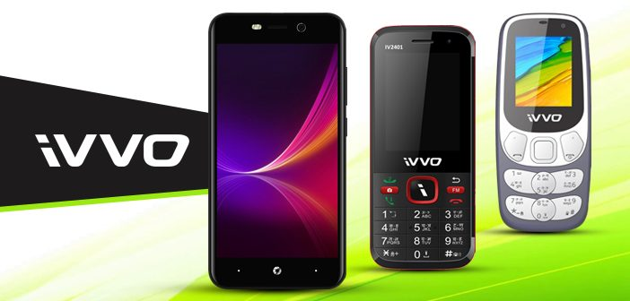 Britzo Launches iVVO Mobile Phone Brand, Smartphones Starting at Rs 649