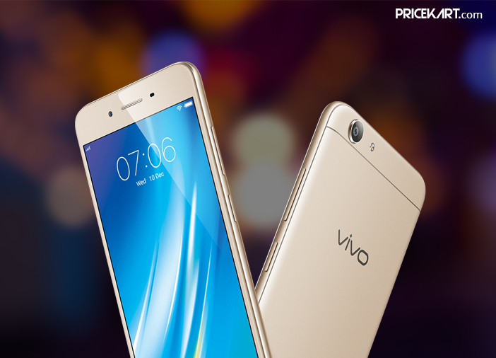 Entry-Level 'Made in India' Vivo Y53i Smartphone Launched