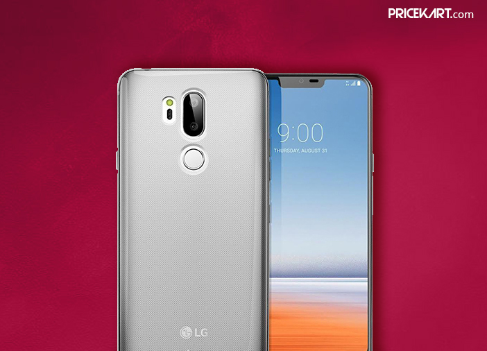 LG G7 ThinQ Press Renders Leaked, Revealed these features