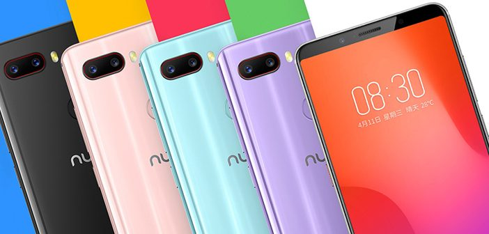 Nubia Z18 Mini Launched with NeoSmart AI Assistant, Dual Camera