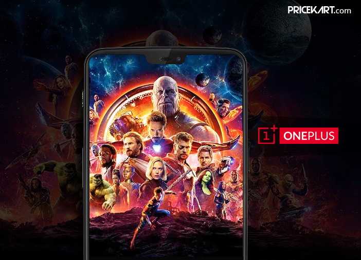 OnePlus 6 could get an exclusive Avengers Infinity War Edition in India