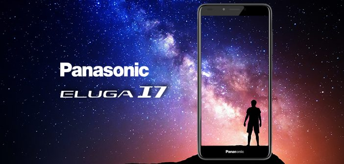 Panasonic Eluga I7 with Support for Face & Voice Recognition Launched in India