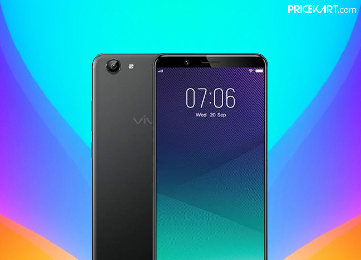 Vivo Y71, a New Mid-Range Smartphone Launched in India