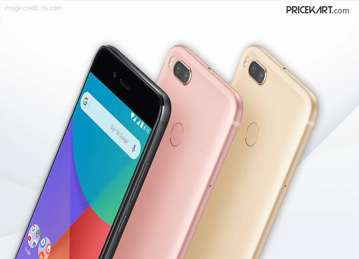 Xiaomi Discontinues its MI A1 in Favour of the Upcoming Mi A2