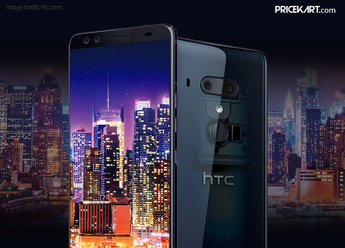 All you need to know about HTC U12+