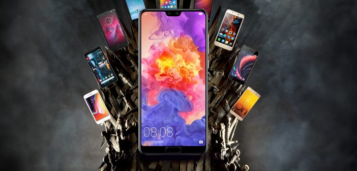 Game of Thrones: Smartphones Westerosis Would Use in Our Time