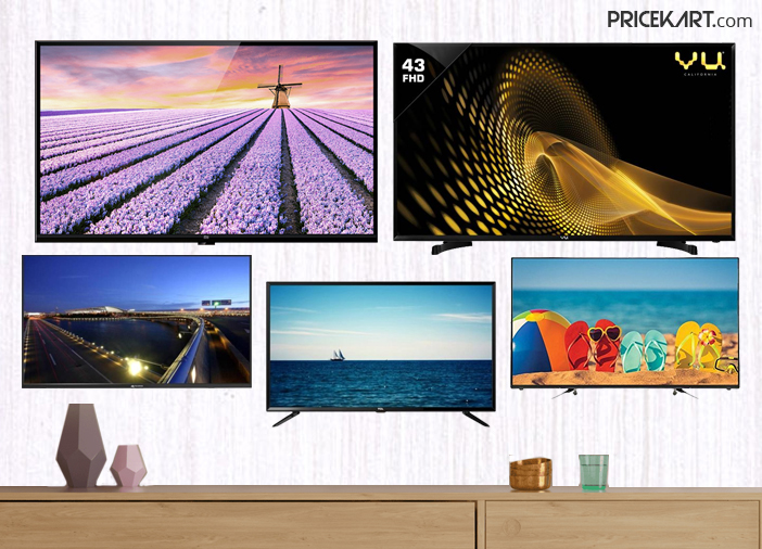 Top 5 Large-Screen LED TVs under Rs 30000 in India