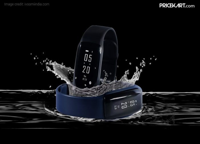 iVoomi FitMe Fitness Band with Pollution Tracking Abilities Debuts in India