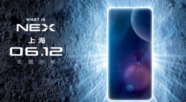 Vivo Nex spec sheet leaked