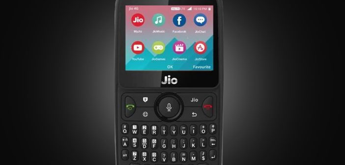 JioPhone 2 to go on Sale on August 15